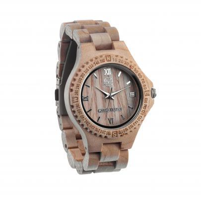 Houten horloge dames | Greenwatch Lady