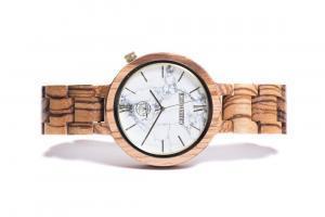 dames-heren-houten-horloge-zij-marmeren-zebrahout